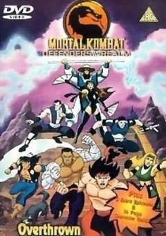 Mortal Kombat Defenders of the Realm