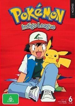 Pokemon Season 1 Indigo League
