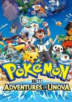 Pokemon Season 16 Black and White: Adventures In Unova and Beyond