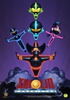 Xiaolin Chronicles (Xiaolin Showdown - NEW version)