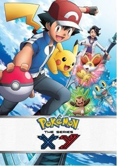 Pokemon Season 17 XY
