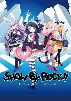 Show by Rock!! English Subbed