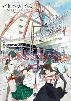 Gatchaman Crowds Insight English Subbed