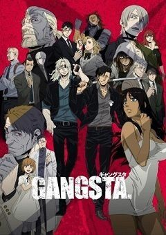 Gangsta. English Subbed