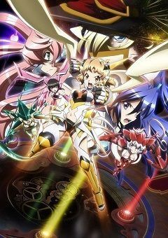 Senki Zesshou Symphogear GX English Subbed