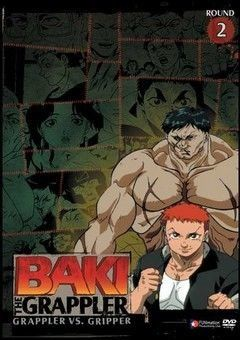 Baki The Grappler Season 2