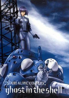 Ghost In The Shell Stand Alone Complex Watch Cartoons Online Watch Anime Online English Dub Anime