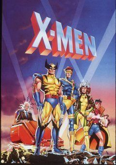 X-Men: The Animated Series 1992
