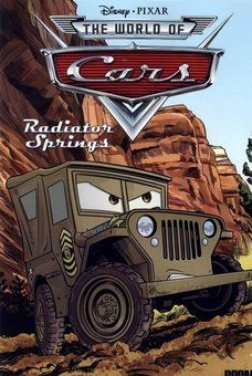 Tales from Radiator Springs