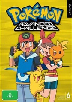 Pokemon Season 7 Advanced Challenge