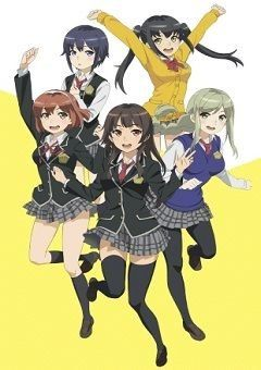 Schoolgirl Strikers: Animation Channel English Subbed