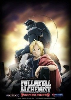 Fullmetal Alchemist Brotherhood English Subbed
