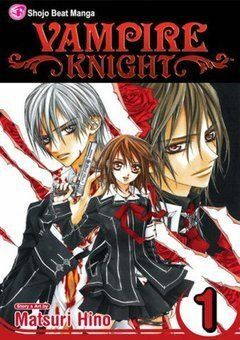 Vampire Knight English Subbed