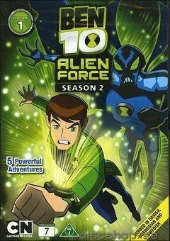 Ben 10 Alien Force Season 2
