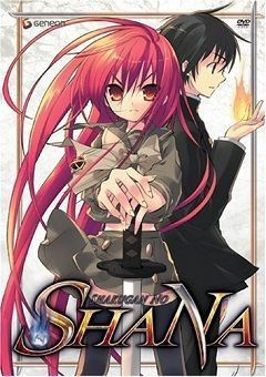 Shakugan no Shana English Subbed