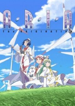 Aria The Origination English Subbed