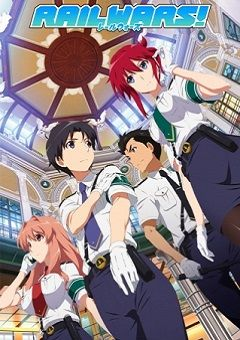 Rail Wars! English Subbed