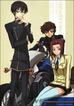 Code Geass: Hangyaku no Lelouch Picture Drama English Subbed