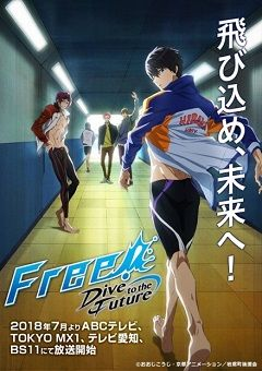 Free!: Dive to the Future English Subbed