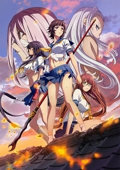 Ikkitousen: Western Wolves English Subbed