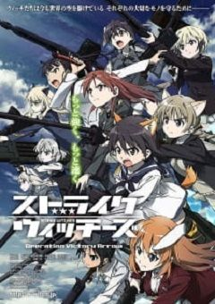 Strike Witches: Operation Victory Arrow English Subbed