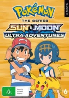Pokemon Season 21 Ultra Adventures