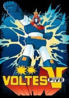 Voltes V English Subbed