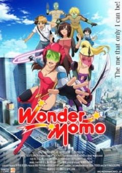 Wonder Momo English Subbed