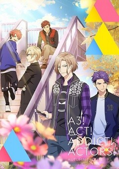 A3! Season Autumn & Winter English Subbed