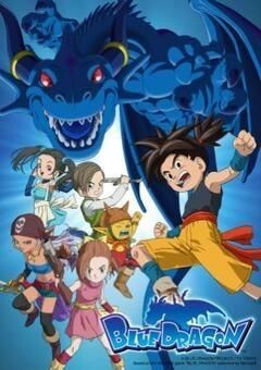 Blue Dragon English Subbed