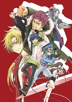 Cardfight!! Vanguard: overDress English Subbed