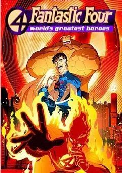 Fantastic Four: World`s Greatest Heroes