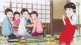 Maiko-san Chi no Makanai-san English Subbed