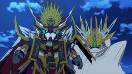 SD Gundam World Heroes English Subbed