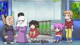Zashiki Warashi no Tatami-chan English Subbed