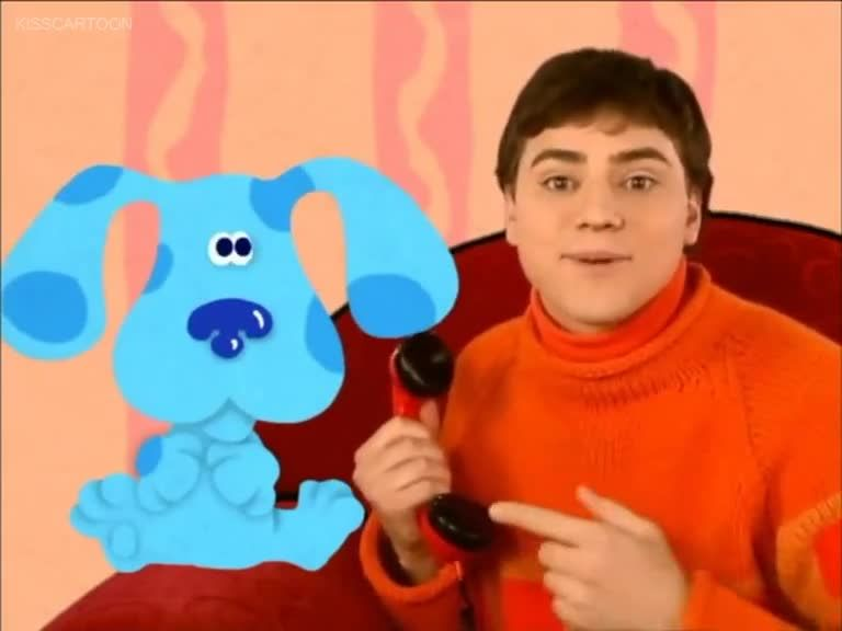 Blue S Clues Season 5 Episode 30 Blue S First Holiday Watch Cartoons Online Watch Anime Online English Dub Anime