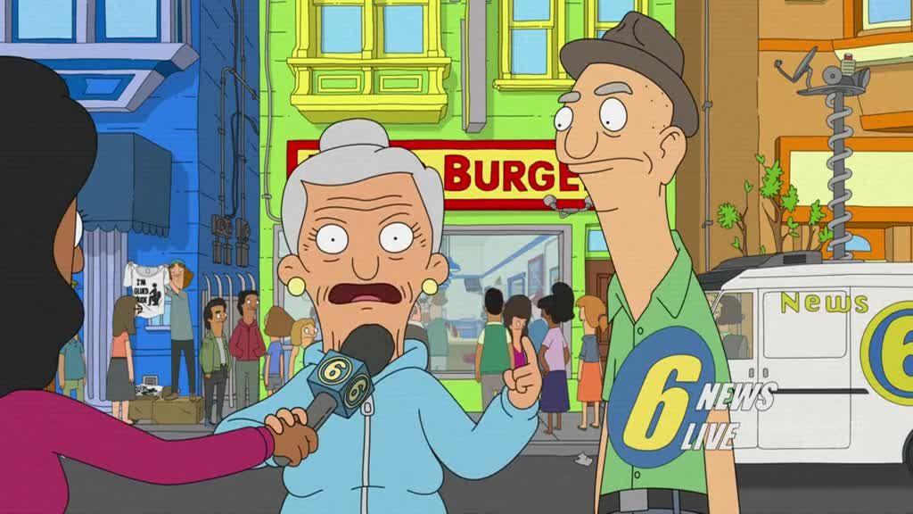 Bob S Burgers Season 6 Episode 19 Glued Where S My Bob Watch Cartoons Online Watch Anime Online English Dub Anime