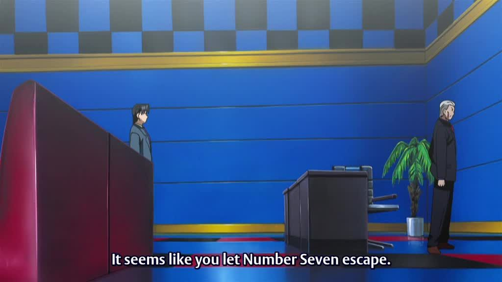Elfen lied episode 8 eng dub