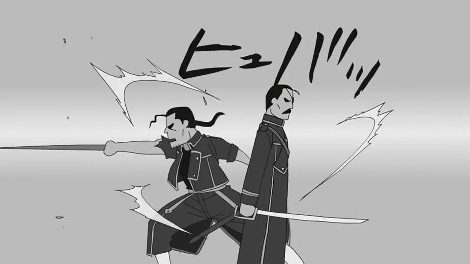 Fullmetal Alchemist: Brotherhood - 4-Koma Theater Special Episode 1 English Subbed | Watch ...