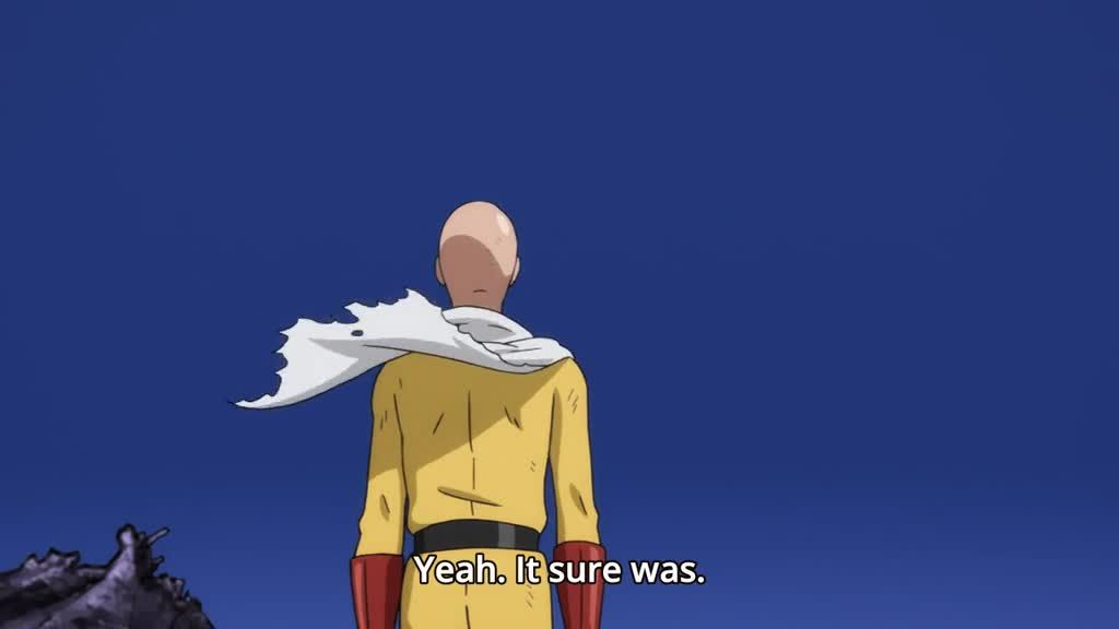 One Punch Man Episode 12 English Subbed   Watch cartoons