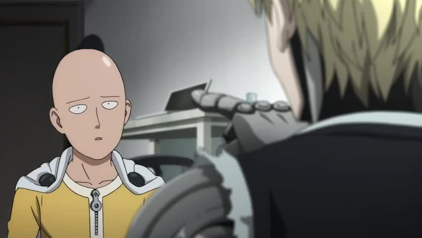 One Punch Man Season 1 Episode 2 English Dubbed | Watch cartoons online, Watch anime online