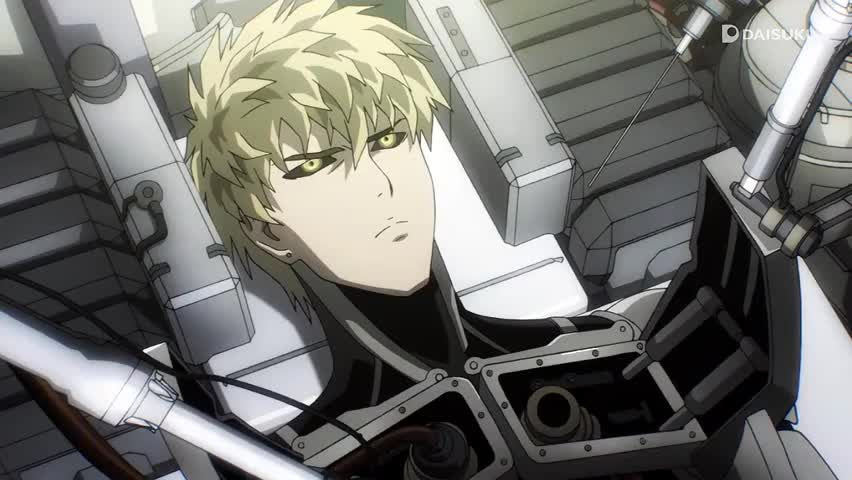One Punch Man Season 1 Episode 4 English Dubbed | Watch cartoons online, Watch anime online