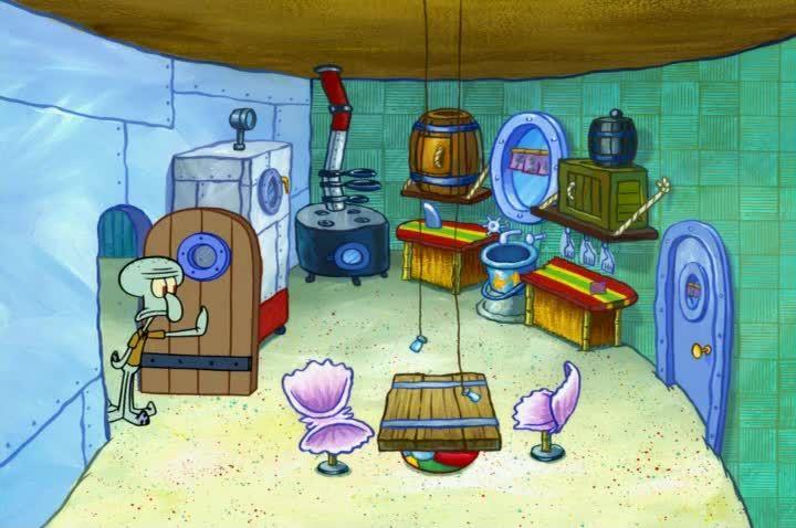 картинки как выглядит дом губки боба внутри число востребованных