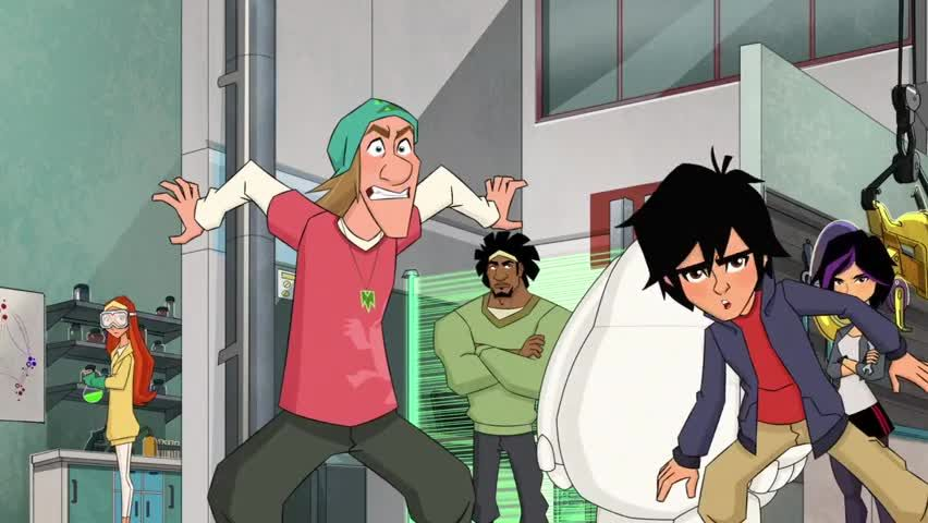 Big Hero 6 The Series Episode 17 Big Hero 7 Watch Cartoons Online Watch Anime Online English Dub Anime