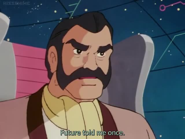 Captain Future Episoden