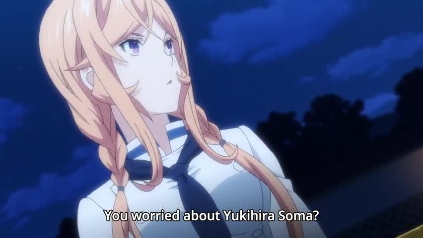 Food Wars: Shokugeki no Soma Season 5 Episode 4 English ...