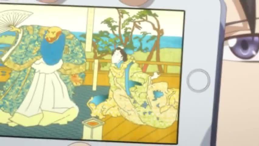 Kyoto Teramachi Sanjou no Holmes Episode 3 English Subbed