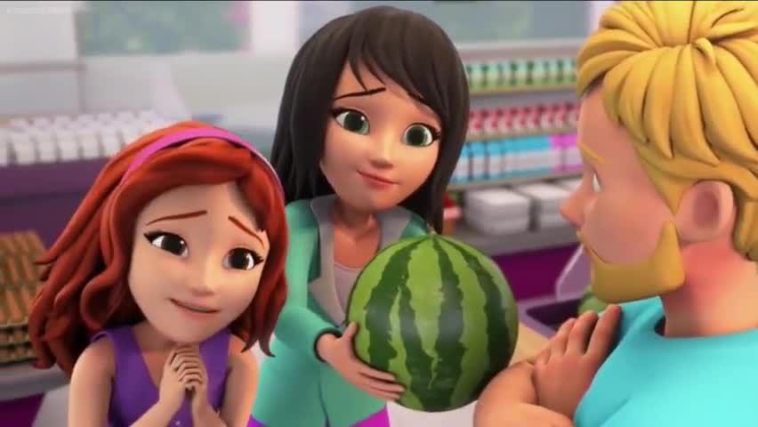 LEGO Friends: The Power of Friendship Season 2 Episode 3 ...