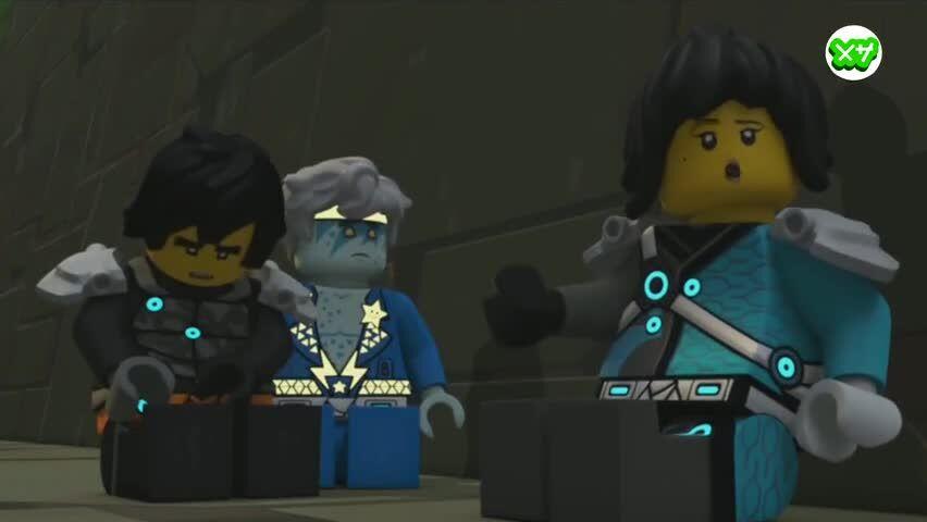 LEGO Ninjago: Masters of Spinjitzu Season 12 Episode 8 The ...