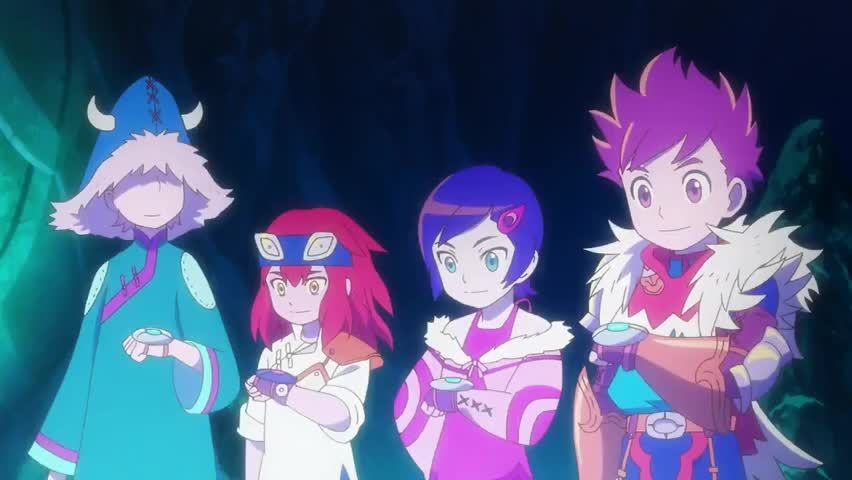 Monster Hunter Stories Ride On Episode 4 English Dubbed Watch
